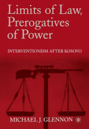 Limits of Law, Prerogatives of Power