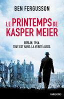 Le printemps Kasper Meier [Pdf/ePub] eBook