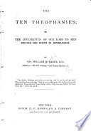 The Ten Theophanies