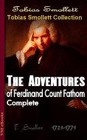 The Adventures of Ferdinand Count Fathom, Complete Pdf/ePub eBook