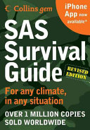 SAS Survival Guide 2E  Collins Gem  Book