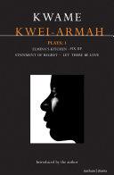 Kwei-Armah Plays: 1 ebook