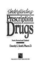 Understanding Prescription Drugs