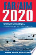 FAR AIM 2020  Up to Date FAA Regulations   Aeronautical Information Manual