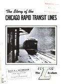 The Story of the Chicago Rapid Transit Lines