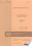 Purity Determination of a Uranium Metal Standard