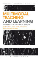 Multimodal Teaching and Learning