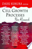 Cell Growth Processes Book