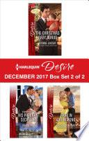Harlequin Desire December 2017   Box Set 2 of 2
