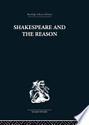 Shakespeare and the Reason Book