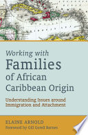 Working with Families of African Caribbean Origin