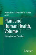 Pdf Plant and Human Health, Volume 1 Telecharger