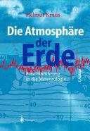 Die Atmosphäre der Erde