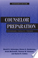 Counselor Preparation Book PDF