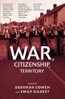 War  Citizenship  Territory