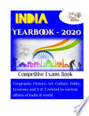 Current Affairs Yearbook 2020