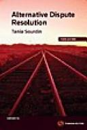 Alternative Dispute Resolution Book PDF