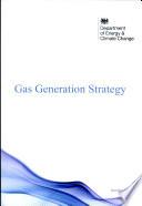 Gas Generation Strategy Book PDF
