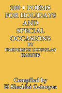 100   Poems for Holidays and Special Occasions by Frederick Douglas Harper