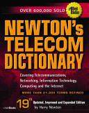 Newton s Telecom Dictionary