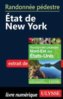 Randonnée pédestre - Etat de New York ebook