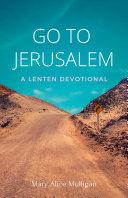 Go to Jerusalem Pdf/ePub eBook