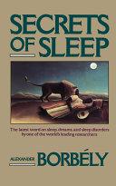 Secrets Of Sleep Book