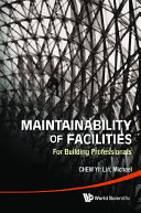 Maintainability Of Facilities  For Building Professionals