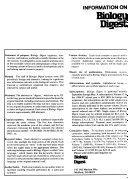 Biology Digest Book PDF