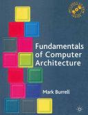Fundamentals of Computer Architecture