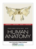 Cover of Principles of Human Anatomy 12th Edition for TCCSE