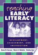 Teaching Early Literacy