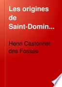 Les origines de Saint-Domingue
