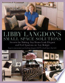 Libby Langdon's Small Space Solutions
