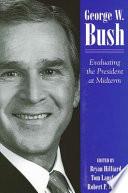 george bush leadership style