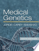 """Medical Genetics E-Book"" by Lynn B. Jorde, John C. Carey, Michael J. Bamshad"