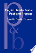English Media Texts Past And Present