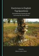 Exoticism in English Tag Questions Pdf/ePub eBook