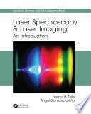 Laser Spectroscopy and Laser Imaging