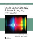 Laser Spectroscopy and Laser Imaging Pdf/ePub eBook
