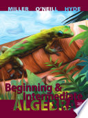 Beginning and Intermediate Algebra  : Fourth Edition