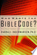 Who Wrote the Bible Code