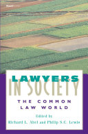 Lawyers in Society