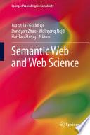 Semantic Web And Web Science Book PDF