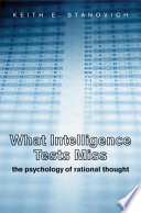 What Intelligence Tests Miss Book PDF