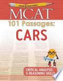 Examkrackers MCAT 101 Passages: Cars  : Critical Analysis & Reasoning Skills