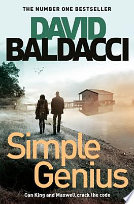 Book cover of 'Simple Genius' by David Baldacci