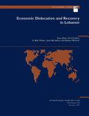 Economic Dislocation and Recovery in Lebanon