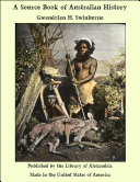 A Source Book of Australian History