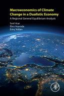 Macroeconomics of Climate Change in a Dualistic Economy Pdf/ePub eBook